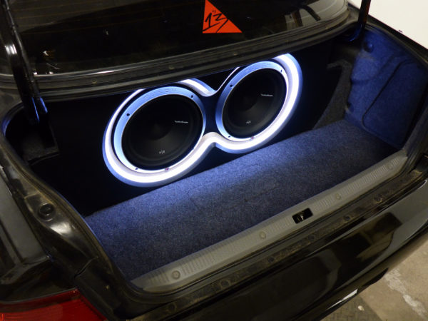 1997 Nissan Maxima Custom Car Audio Tampa