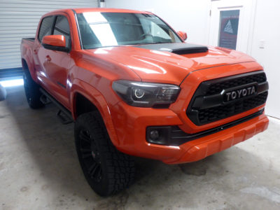 2017 Toyota Tacoma Custom Headlights Tampa