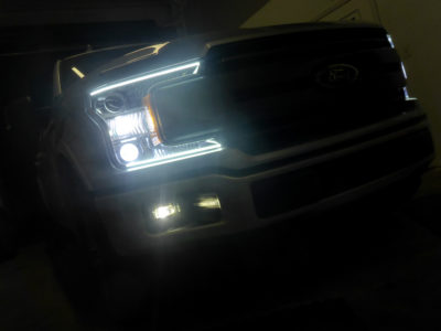 2018 Ford F150 Custom Headlights Tampa