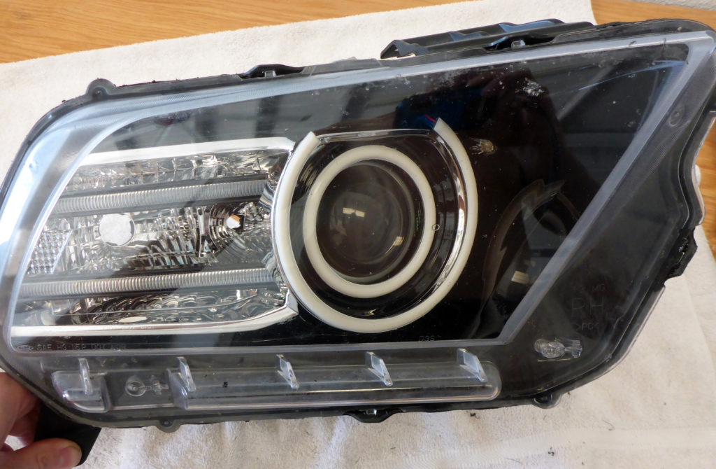 2013 Ford Mustang Custom Headlights Tampa