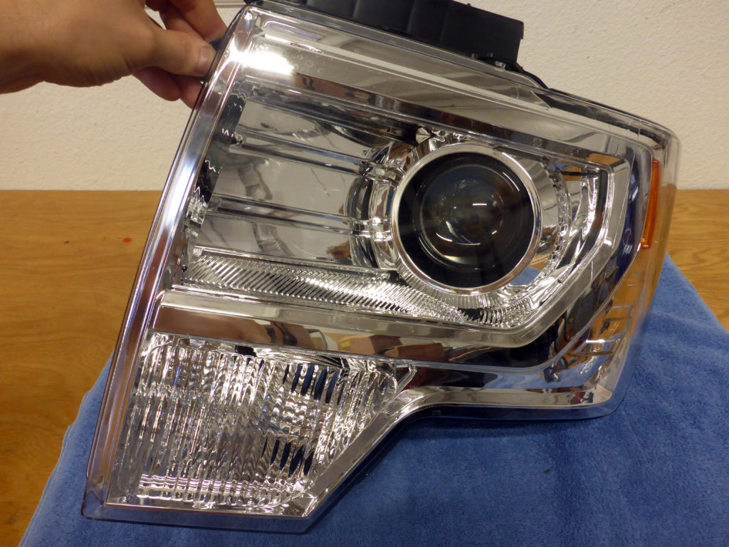 2009 Ford F-150 Raptor Custom Headlights Tampa