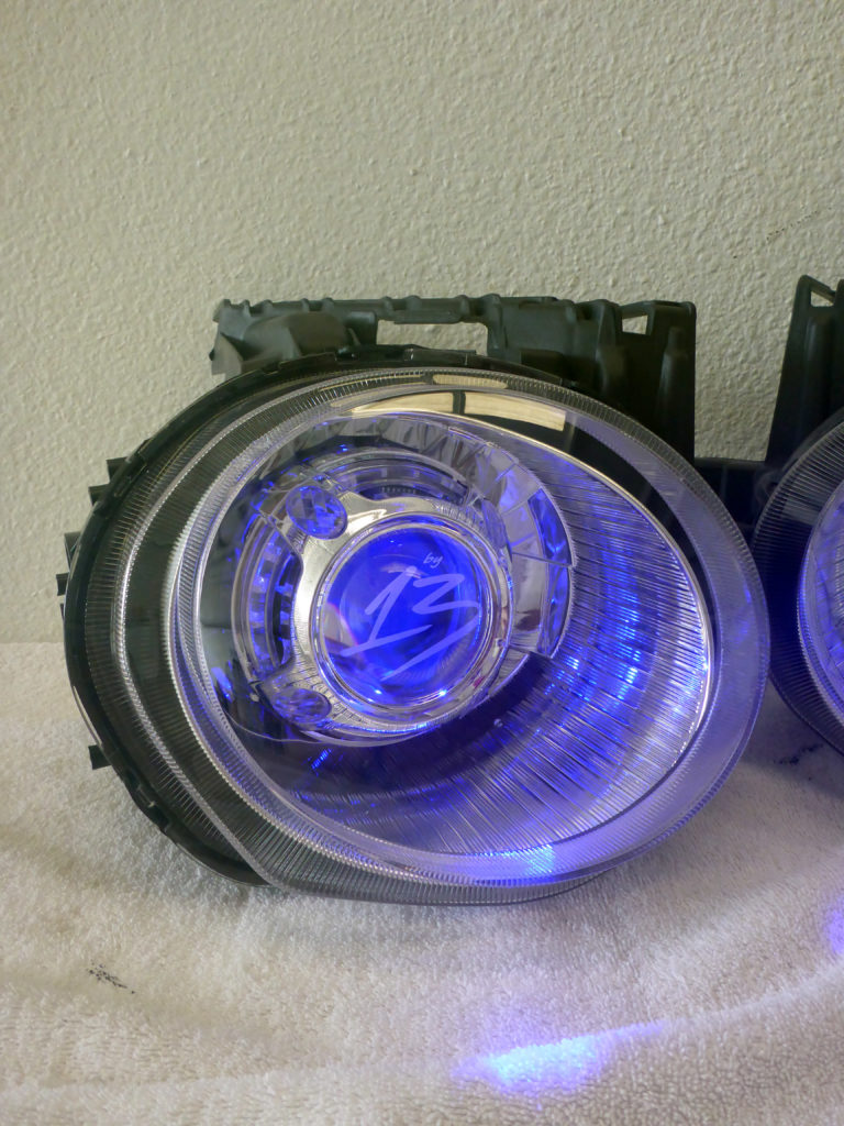 2012 Nissan Juke Custom Headlights Tampa