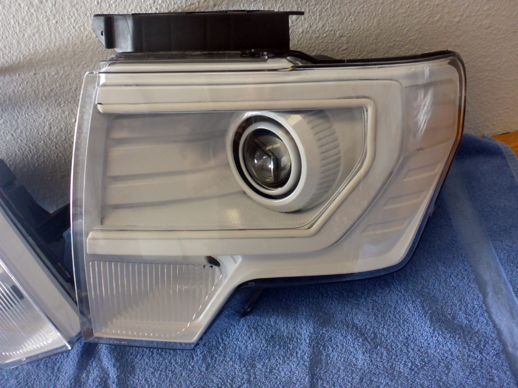 2013 Ford F-150 Raptor Custom Headlights Tampa