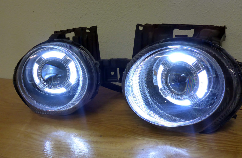 2013 Nissan Juke Custom Headlights Tampa