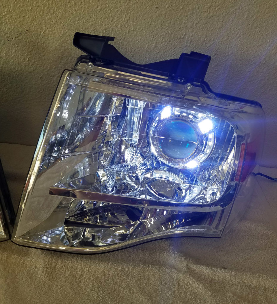2014 Ford Expedition Custom Headlights Tampa