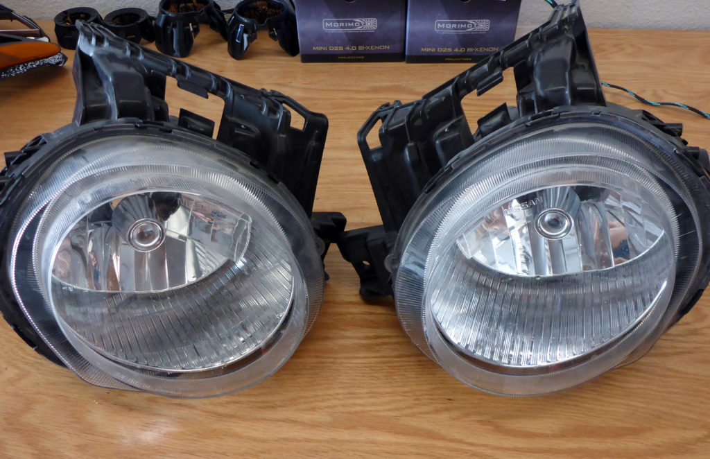 2014 Nissan Juke Custom Headlights Tampa