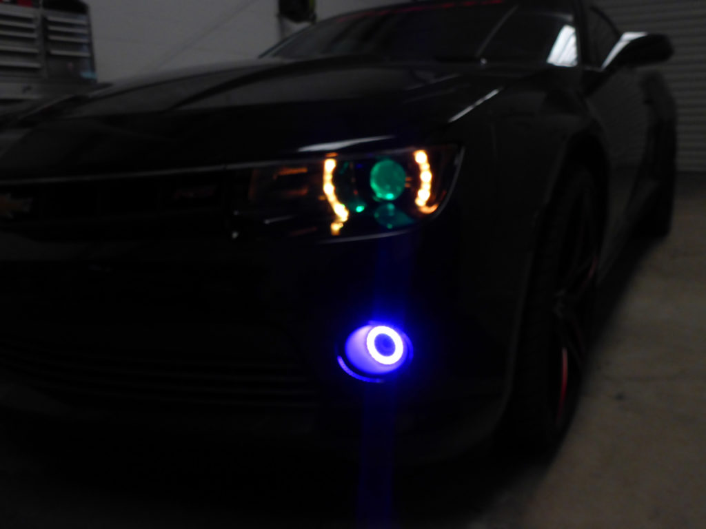 2015 Chevrolet Camaro RS Custom Headlights Tampa