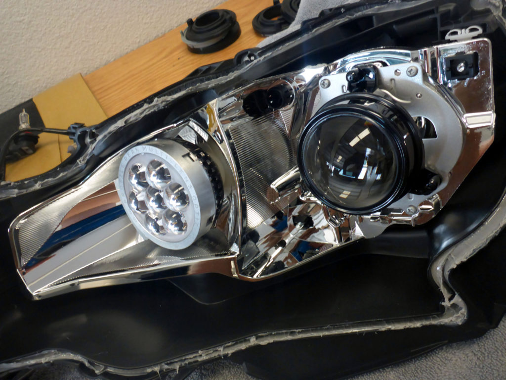 2015 Toyota Scion FR-S Custom Headlights Tampa