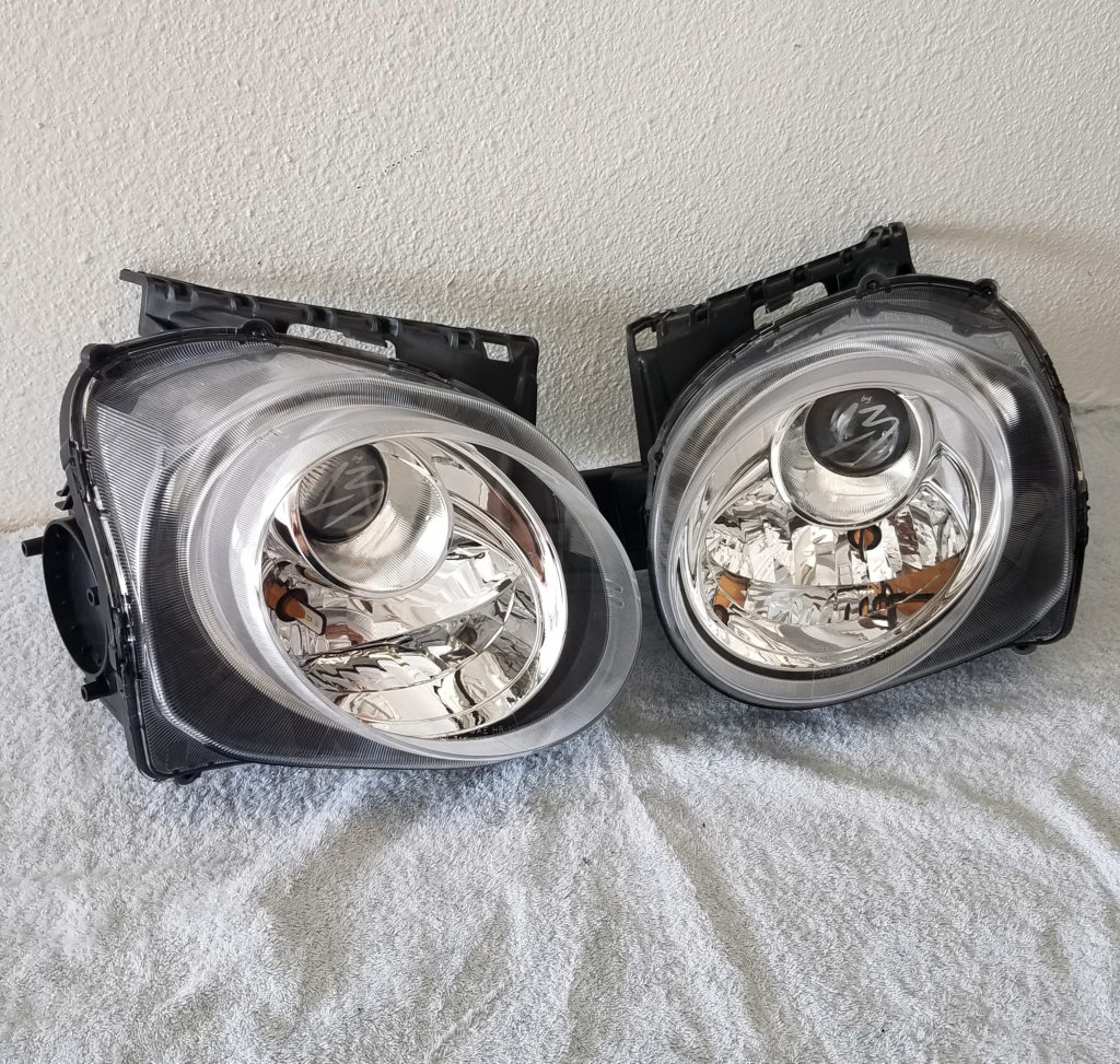 2016 Nissan Juke Custom Headlights Tampa