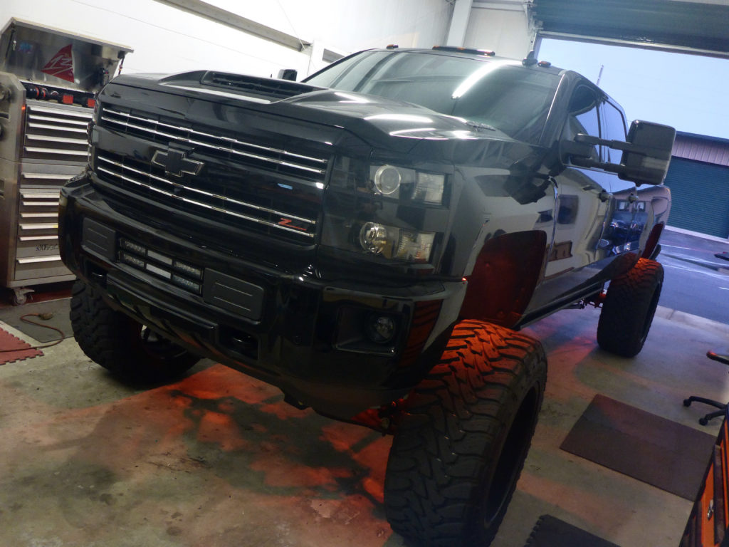 2018 Chevrolet Silverado 2500 Custom Headlights Tampa