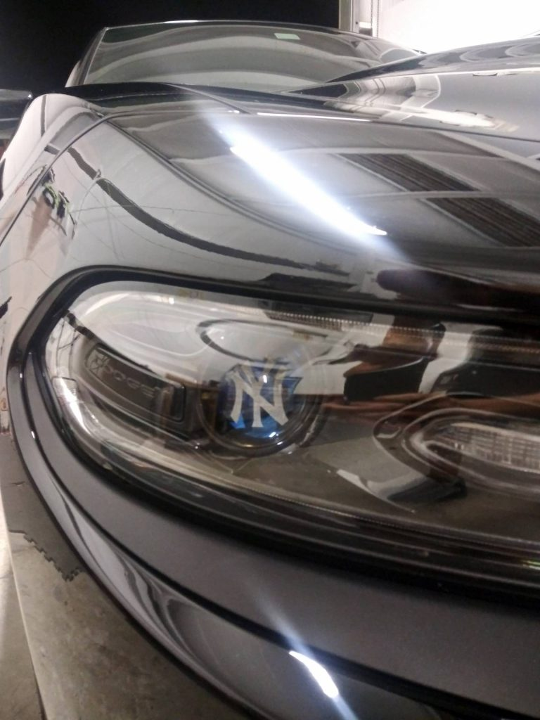 2018 Dodge Charger RT custom headlights Tampa